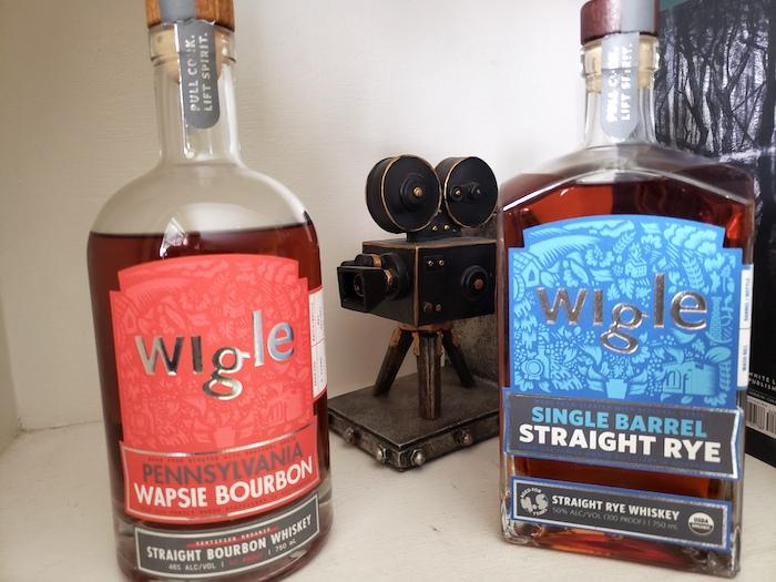 Wigle Pennsylvania Wapsie Bourbon & Single Barrel Straight Rye review