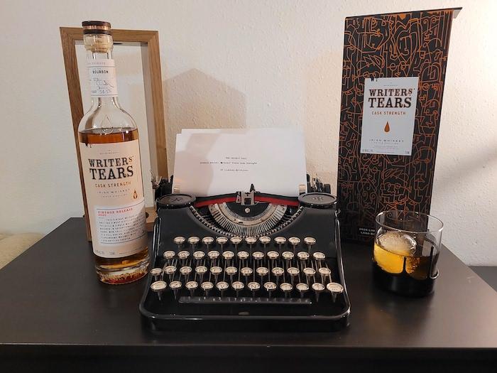Writers' Tears Cask Strength (2020)