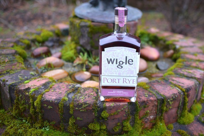 Wigle Port Rye Whiskey