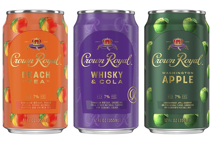 Crown Royal Cocktails In A Can