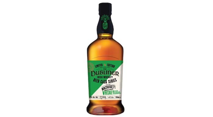 The Dubliner Beer Cask Irish Whiskey