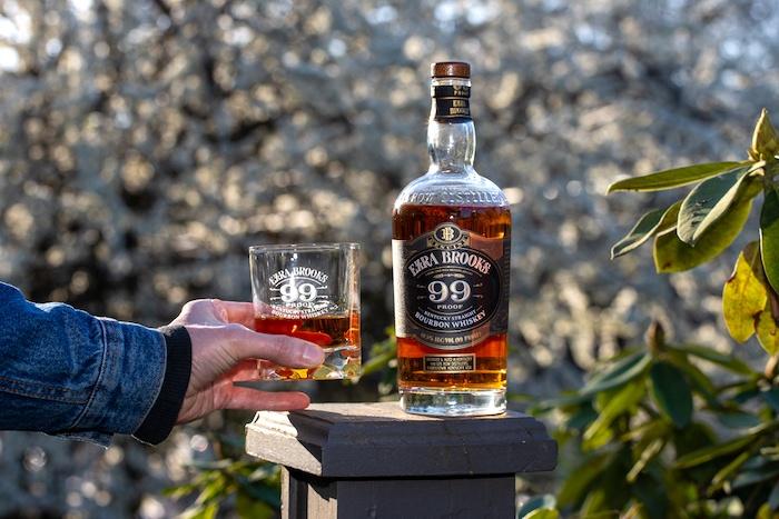Ezra Brooks 99 Proof Kentucky Straight Bourbon