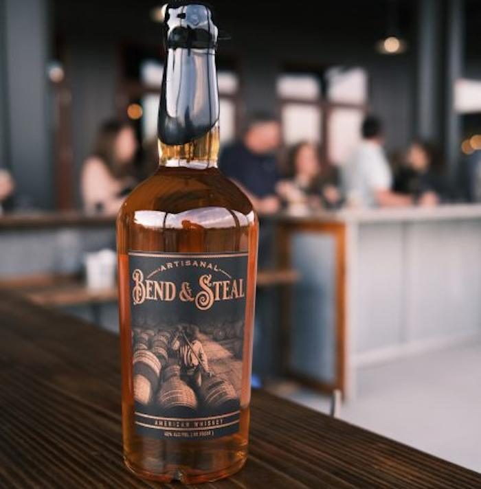 Firefly Bend & Steal American Whiskey