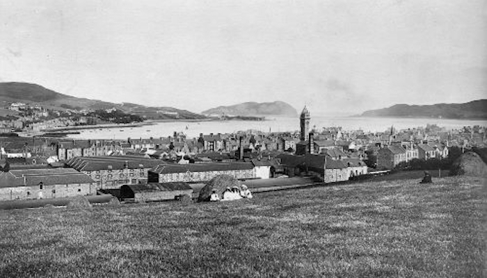 Campbeltown old days