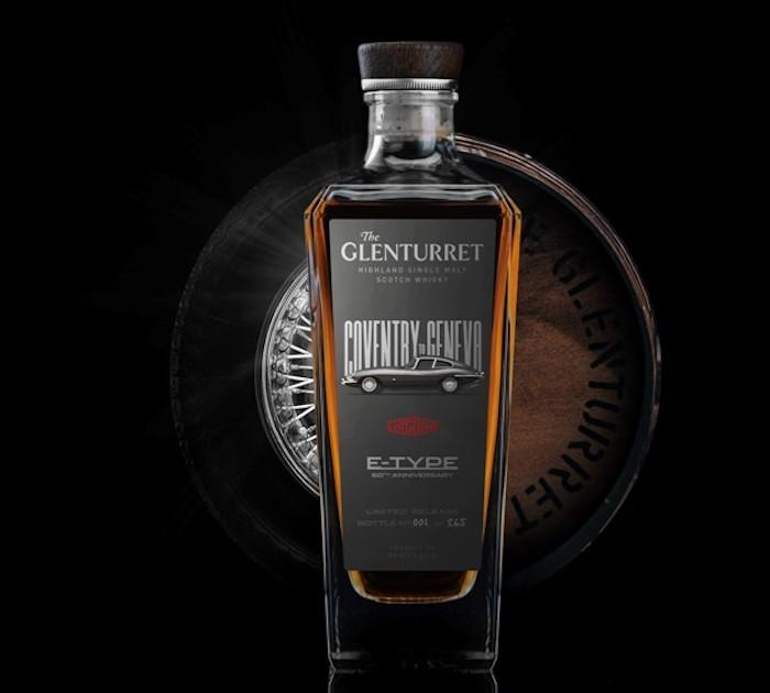 The Glenturret E-type 60th Anniversary Single Malt Scotch Whisky