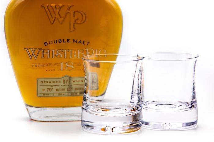 WhistlePig Shoreham Whiskey Glass