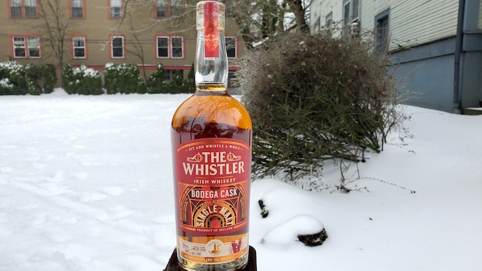 The Whistler Bodega Cask Irish Single Malt review
