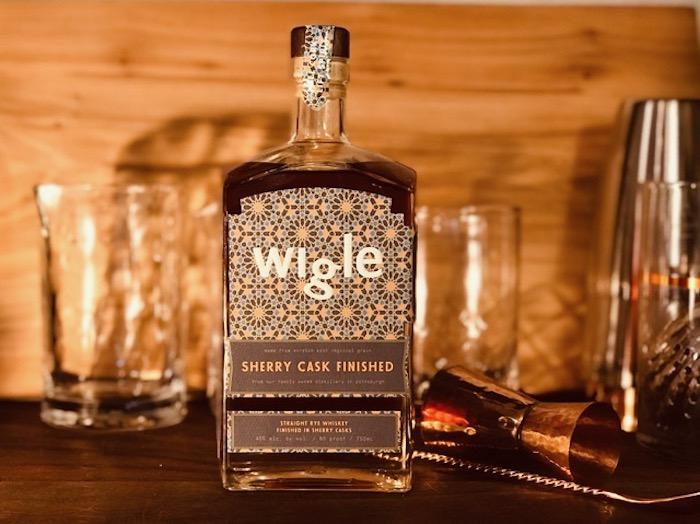 Wigle Sherry Cask Finished Rye