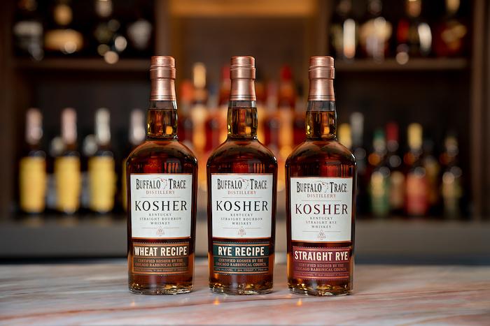Buffalo Trace 2021 Kosher whiskeys