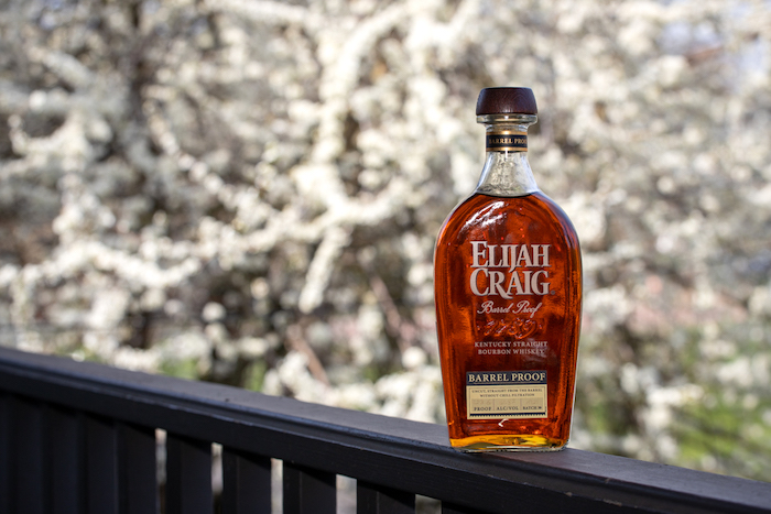 Elijah Craig Barrel Proof Straight Kentucky Bourbon batch A121