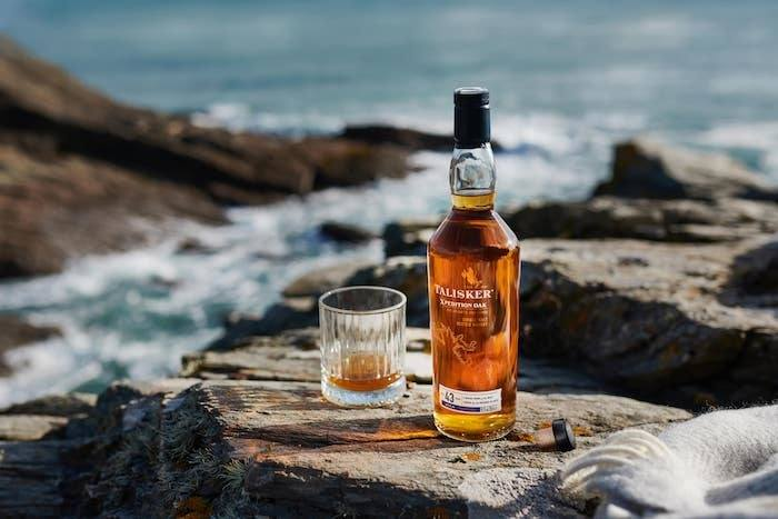 Talisker 43-Year-Old Xpedition Oak: The Atlantic Challenge