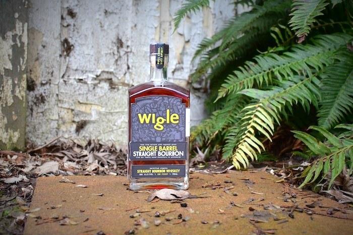 Wigle Single Barrel Straight Bourbon