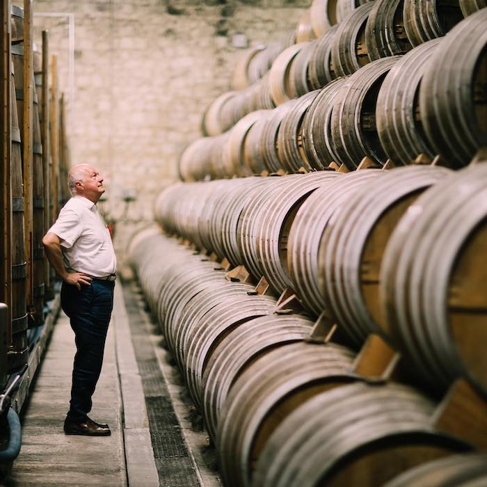 Alfred Giraud barrels