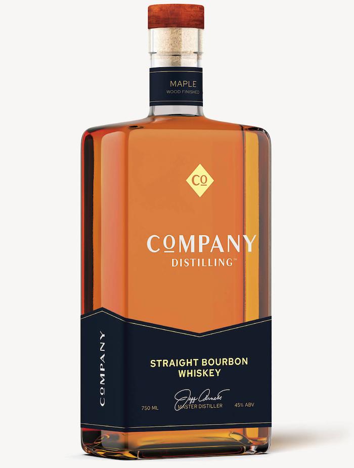Company Distilling Bourbon