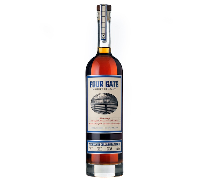 """Four Gate Whiskey """"The Kelvin Collaboration III"""""""