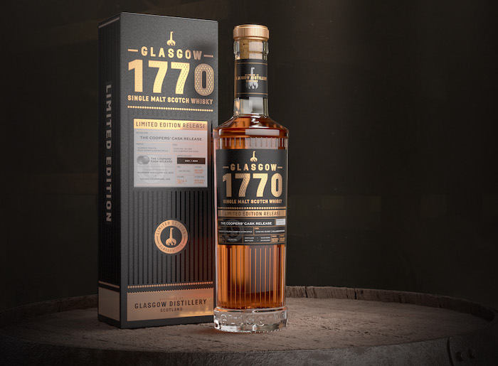 Glasgow 1770 The Coopers' Cask Release
