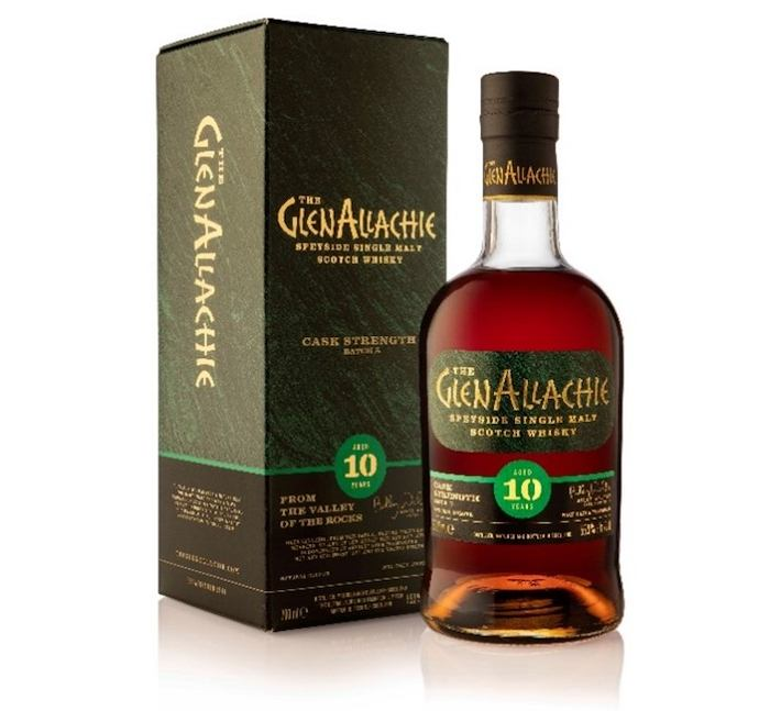 The GlenAllachie 10-year-old Cask Strength Batch 5