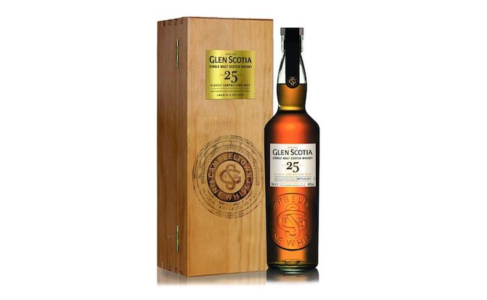 Glen Scotia 25-year-old Single Malt Whisky