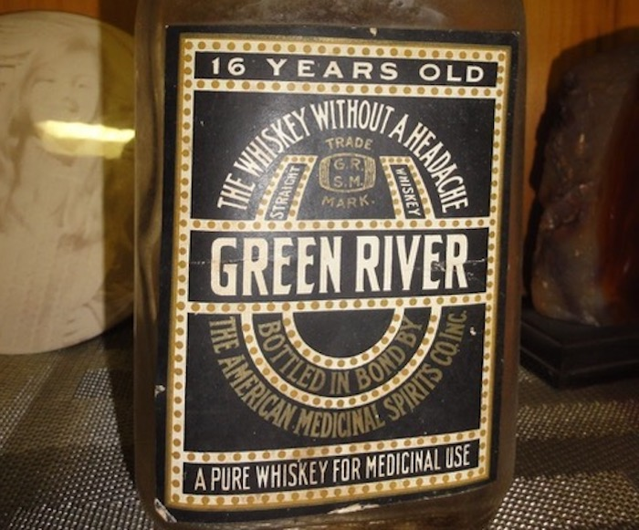 Green River old 16 yr