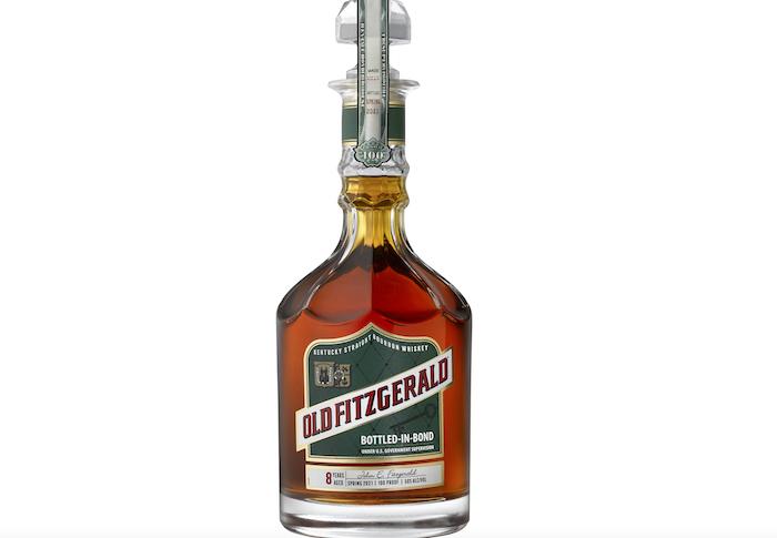 Old Fitzgerald Bottled-in-Bond Kentucky Straight Bourbon Whiskey (Spring 2021)
