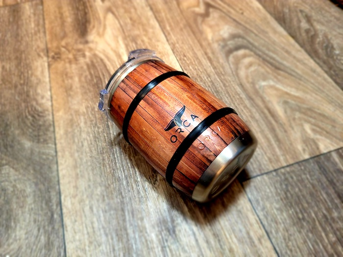 ORCA Whiskey Barrel Tumbler