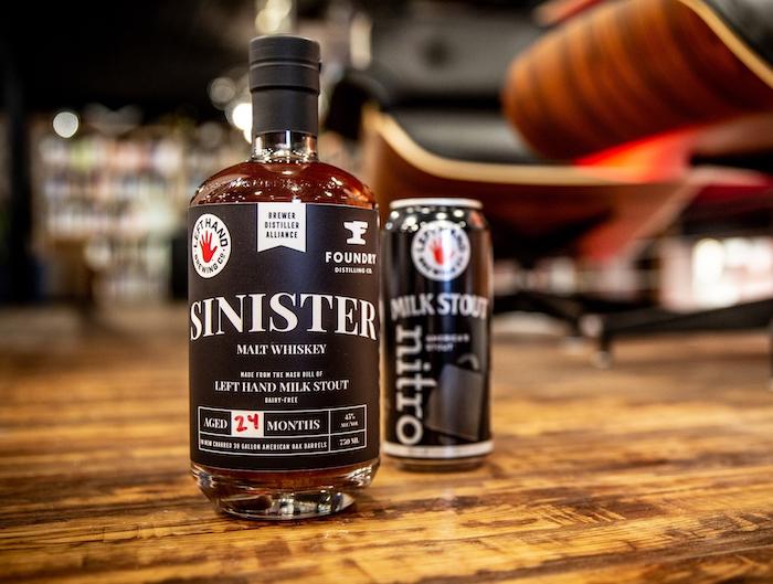 Sinister Malt Whiskey
