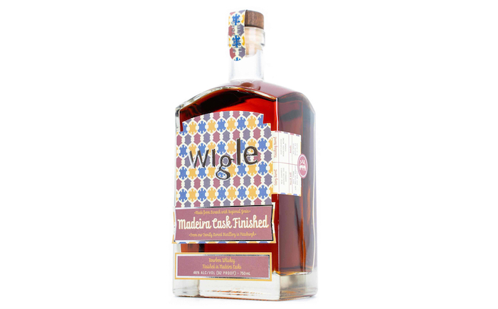 Wigle Madeira Cask Finished Bourbon