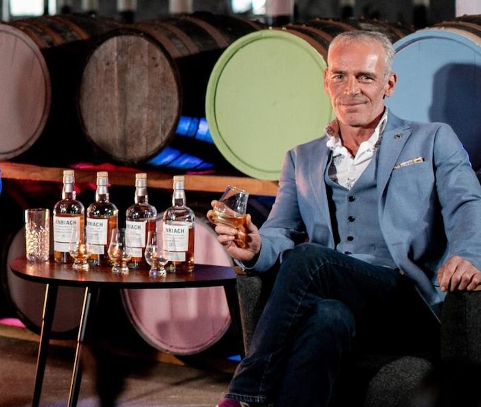 Stewart Buchanan, Benriach Global Brand Ambassador