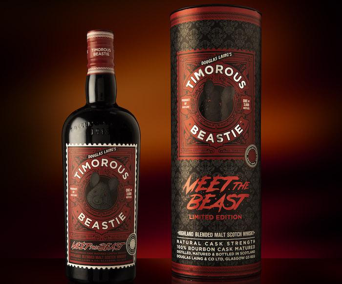 "Timorous Beastie ""Meet the Beast"""