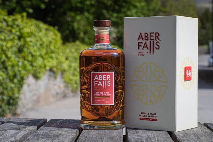 Spirit of North Wales Inaugural Whisky