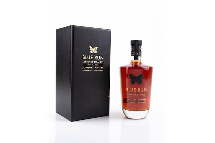 Blue Run 13.5-Year-Old Single Barrel Cask Strength Bourbon