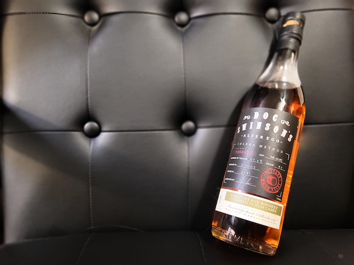 Doc Swinson's Alter Ego Rye Solera Method Rum Finish