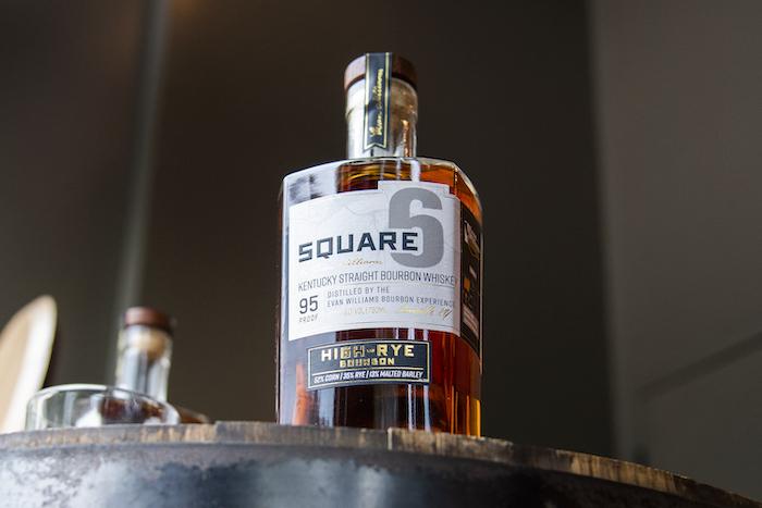 Square 6 Kentucky Straight Bourbon Whiskey