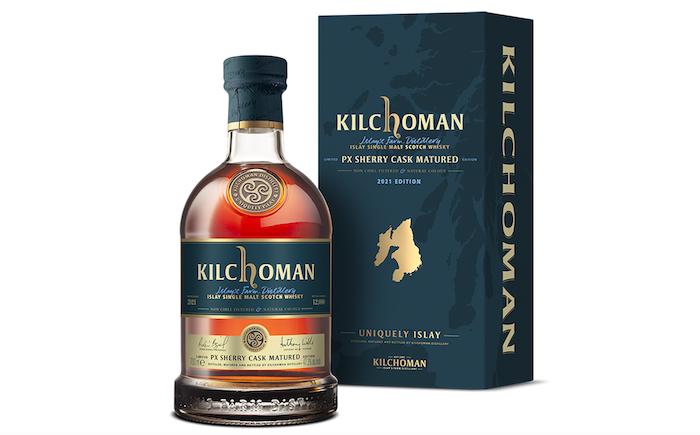 Kilchoman PX Sherry Cask Matured