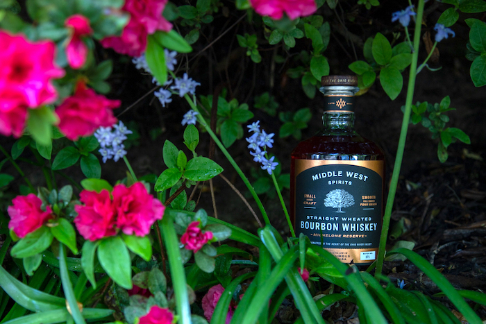 Middle West Straight Wheated Bourbon Whiskey Micheleone Reserve
