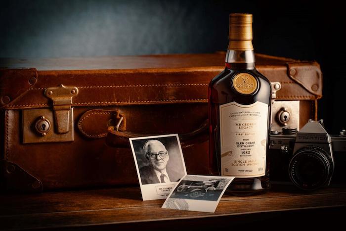 Gordon & MacPhail Mr George Legacy 1953 from Glen Grant Distillery
