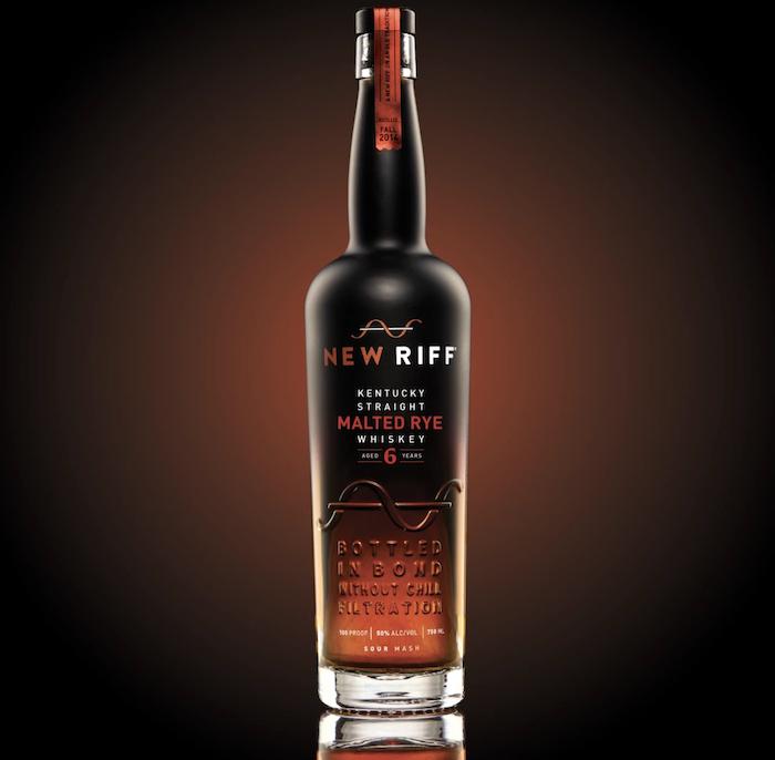 New Riff Malted Rye Whiskey