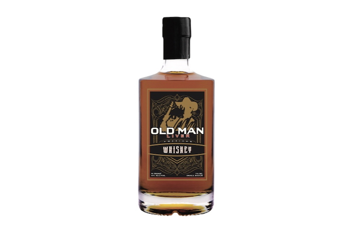 Old Man Liver American Whiskey