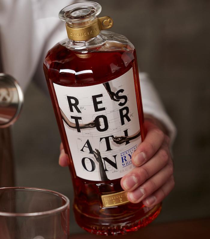 Restoration Rye 2021 Batch #1