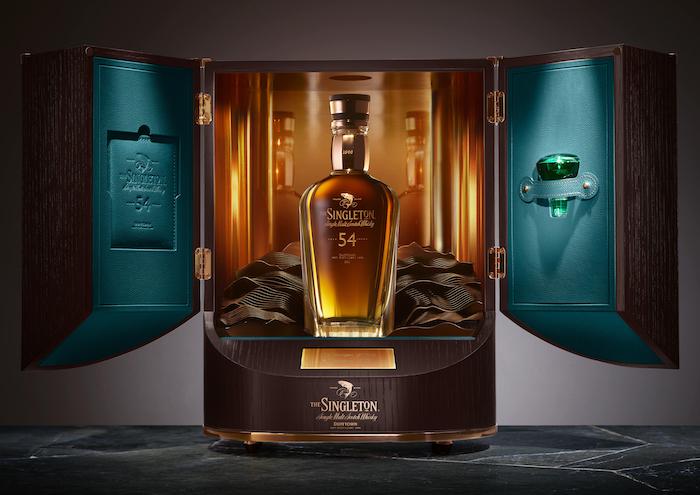Singleton 54-year-old single malt Scotch whisky
