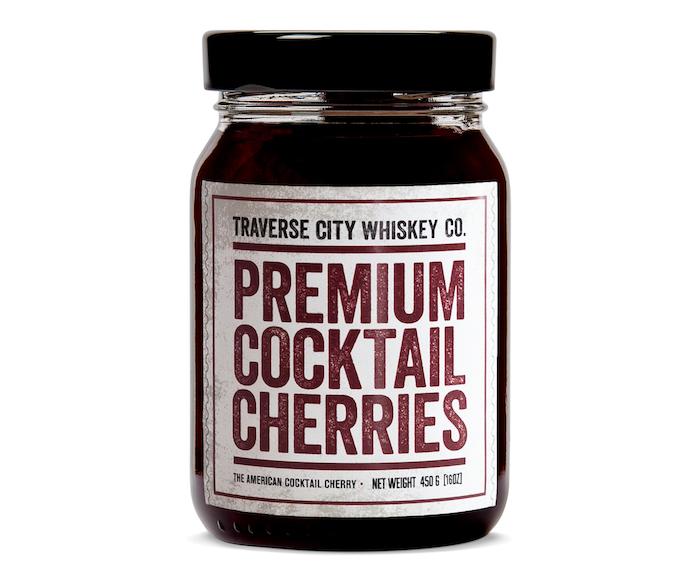 Traverse City Whiskey Co. Premium Cocktail Cherries