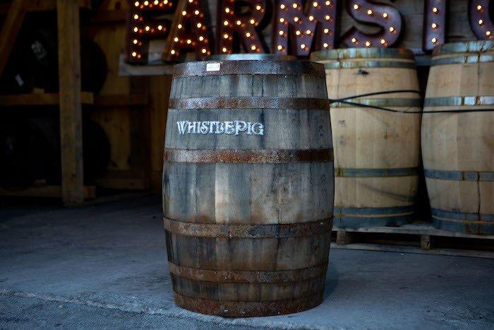 WhistlePig's FarmStock 'Beyond Bonded' Whiskey Barrel