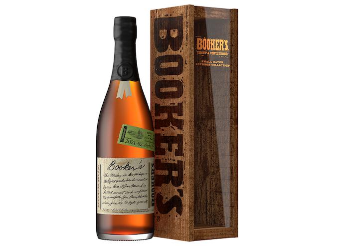Booker's Batch 2021-02
