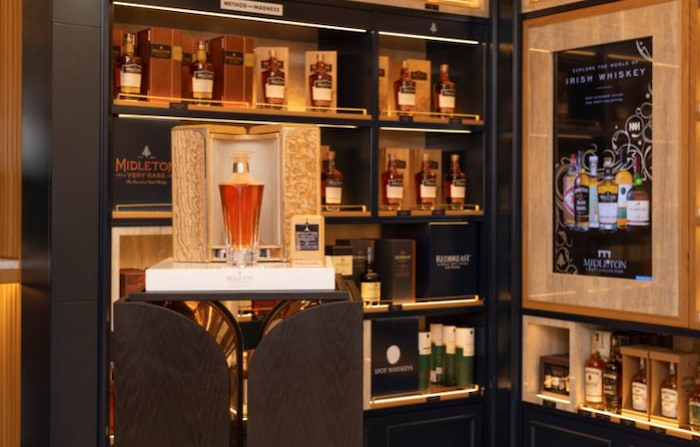 Midleton Craft Collection Whiskey Store