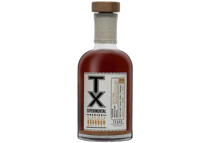 High Rye Texas Straight Bourbon