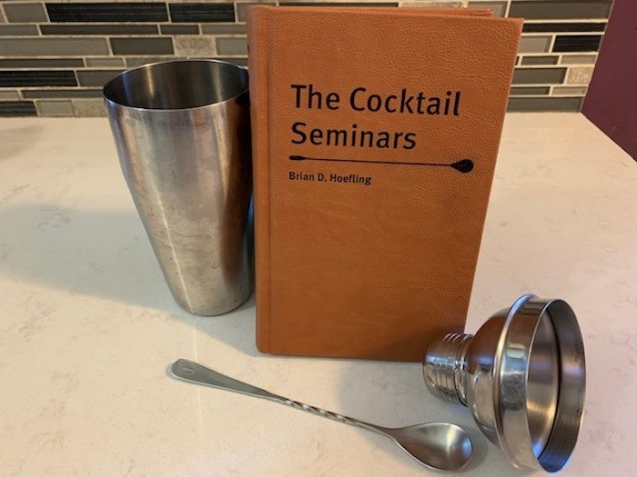 The Cocktail Seminars by Brian D. Hoefling