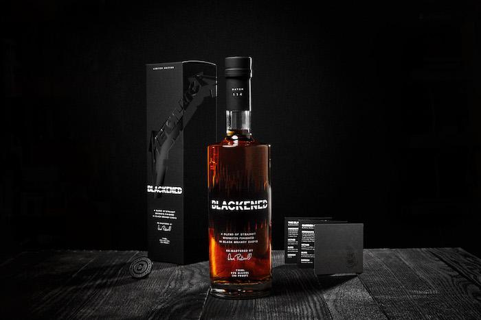 Black Album Whiskey Pack