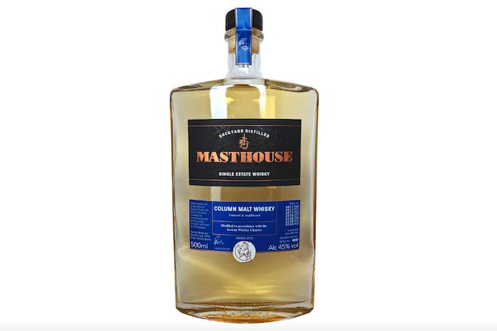 Masthouse Column Malt Whisky