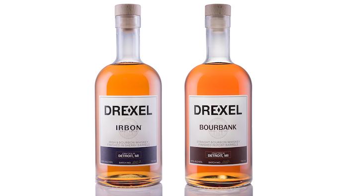Drexel whiskeys