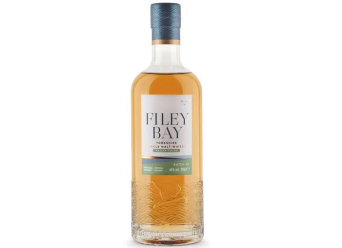 Filey Bay Peated Finish